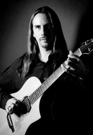 Les Finnigan - Canadian Acoustic Guitarist & Composer